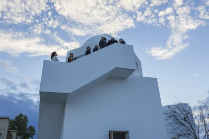 Astronomical observatory at Puig des Molins now open