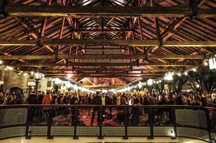 Review: LWE NYD at Tobacco Dock, London