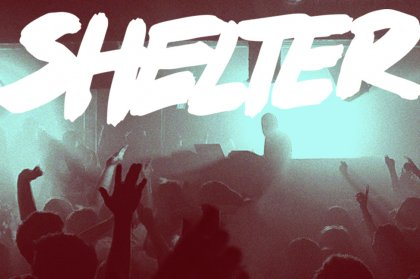 W.A.R and Sankeys present Shelter