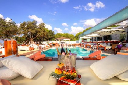 12 of the best beach clubs on Ibiza to enjoy in 2020