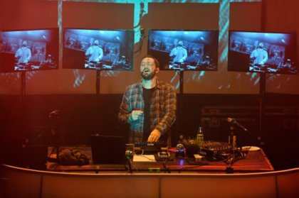 Review: Fritz Kalkbrenner at Electric Brixton, London, 28th February