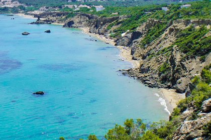 Mediterranean nude beaches messages all