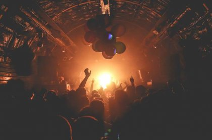 Review: Octave One + Dinky at The Tunnels Aberdeen, 28th March