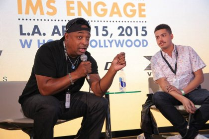 Video: IMS Engage 2015: Seth Troxler in conversation with Chuck D