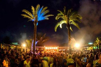 Rumors back in Ibiza every Sunday
