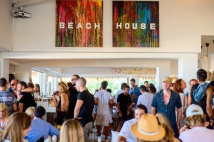 Beachouse opening party 2015