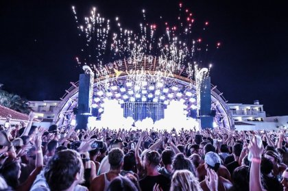 Review: Ushuaïa opening party, 2015