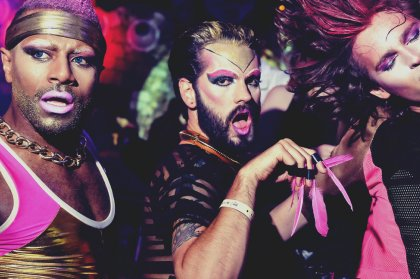 Review: Glitterbox opening at Space, 2015