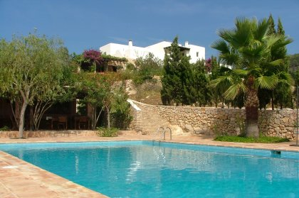 Can Pujolet: a sea of tranquillity on Ibiza