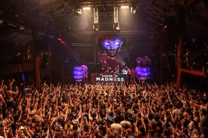 Review: House of Madness opening at Amnesia, 2015