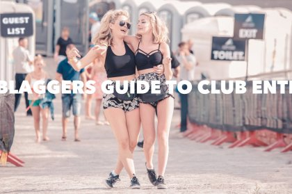 A blagger's guide to club entry