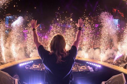 Review: David Guetta Pool Position opening at Ushuaïa, 2015