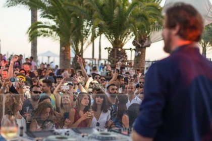 Review: Solomun + Live opening at Destino, 2015