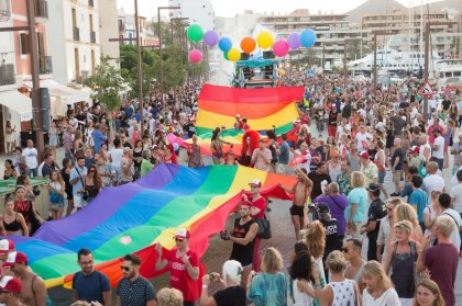 Review: Ibiza does Gay Pride proud