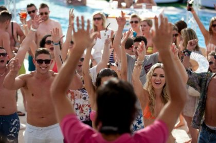 Planning the best hen & stag party in Ibiza