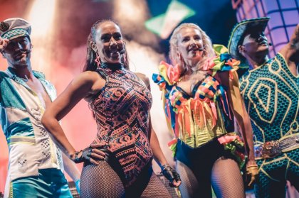 Review: Children of the 80s ft. Soul II Soul + Vengaboys at Hard Rock Hotel, 9th August