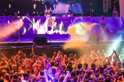 Review: Life in Color at Privilege, 12th August