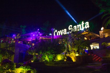 Review: Cova Santa restaurant, Ibiza