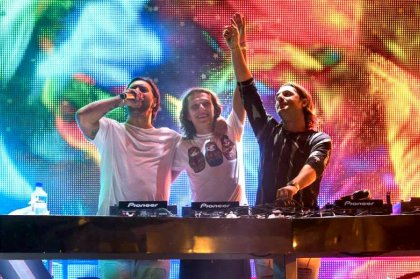 Review: Axwell Ingrosso and Friends closing party, 2015