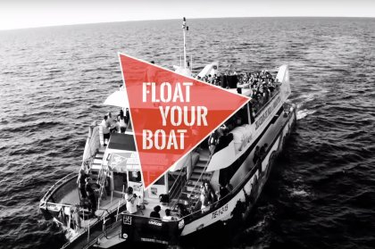 Video: Float Your Boat parties: September teaser
