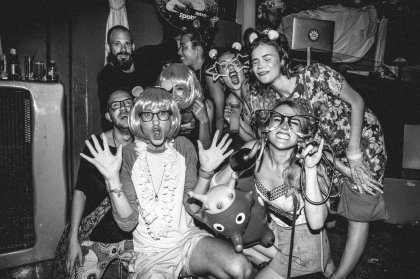 Review: Spotlight El Salon takeover ft Nightmares on Wax at Space, 2015