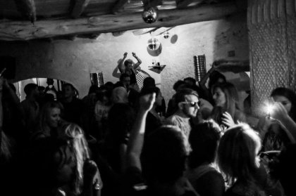 Music For Freaks label relaunch at Pikes Hotel