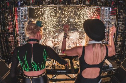 Review: Nervo Nation at Ushuaïa, Sept 15th