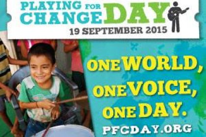 Playing For Change Day - Cala Llonga Beach