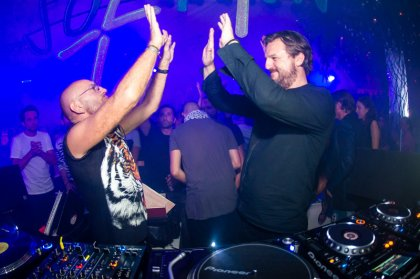 Review: Sven Väth plays Solomun + 1 at Pacha, 20th September