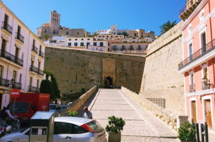 Ibiza's Parador scheme back on track?