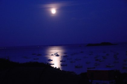 Celebratory full moon events in Ibiza