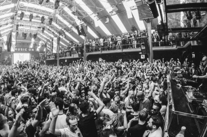 Review: Music On closing party at Amnesia, 2015