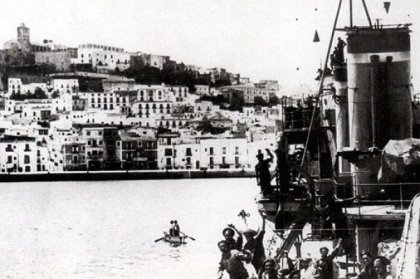 Raid of the Falcons - Ibiza's darkest day in the Civil War