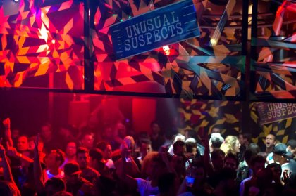 Unusual Suspects returns to Sankeys tonight