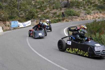 Ibiza hosts motor-free vehicle finals