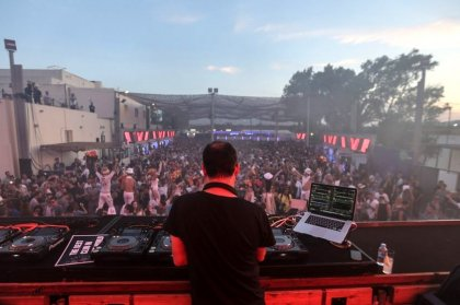 Space Ibiza opening unleashing 2016