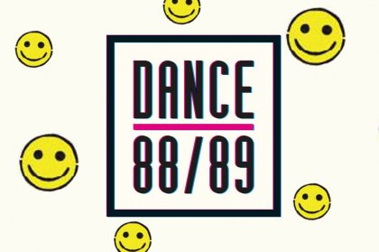 Preview: Dance 88/89, Wednesdays at Sankeys 2016