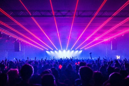 Techno line-up revealed for Time Warp