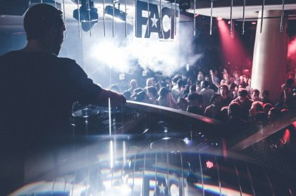 Insane and FACT takeover Pacha Barcelona