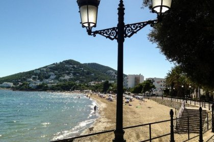 Staying in Santa Eulalia, Ibiza