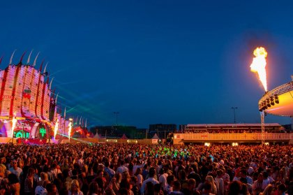 Pacha Festival Amsterdam celebrates fifth birthday