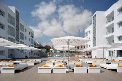 The gorgeous Ibiza Sun Apartments
