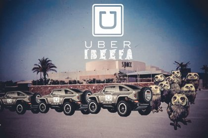 Uber to offer after party service in Ibiza