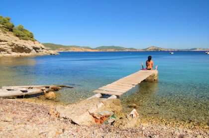 7 secret Ibiza beaches to go to now