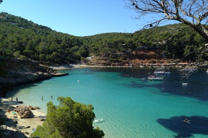 Cala Salada and Saladeta