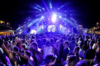 Ushuaïa Ibiza confirms ANTS line-up