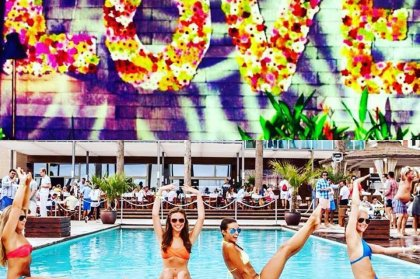 Nikki Beach Ibiza: back for 2016