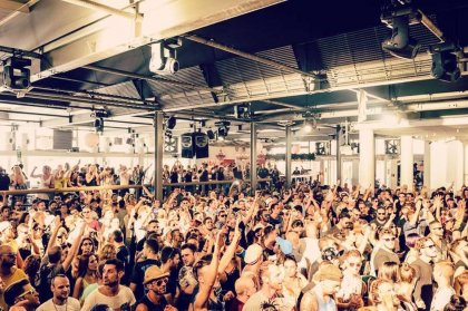 Sundays at Space Ibiza opening line-up 2016