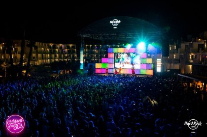 Children of the 80s confirms Ibiza line-up