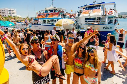 All aboard with Ibiza Rocks this summer